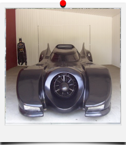 Rusty's 1989 Batmobile Build